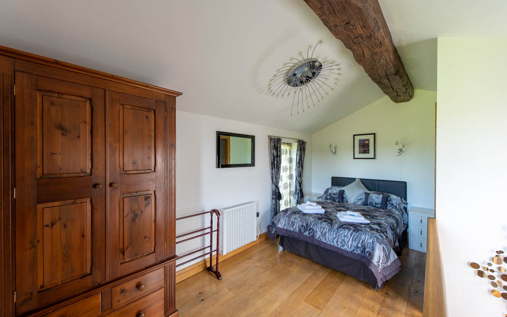 Lower Brentor View Bedroom
