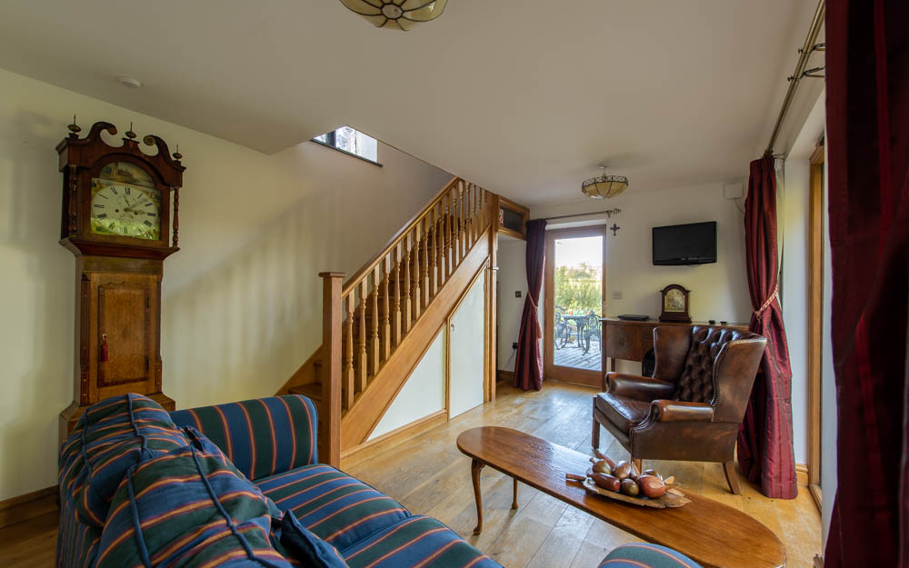 Lower Brentor View Living Room 1