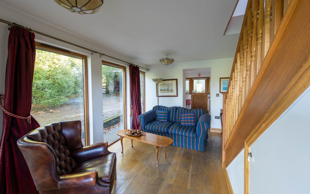 Lower Brentor View Living Room 2