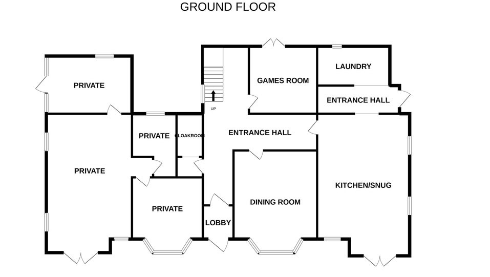 WorthaFarm Layout Ground Floor