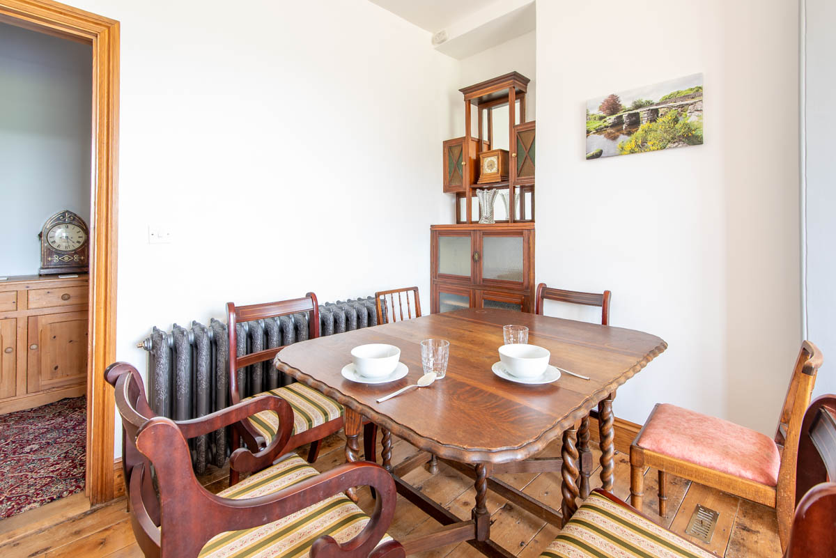 Wortha Farm Dining Room
