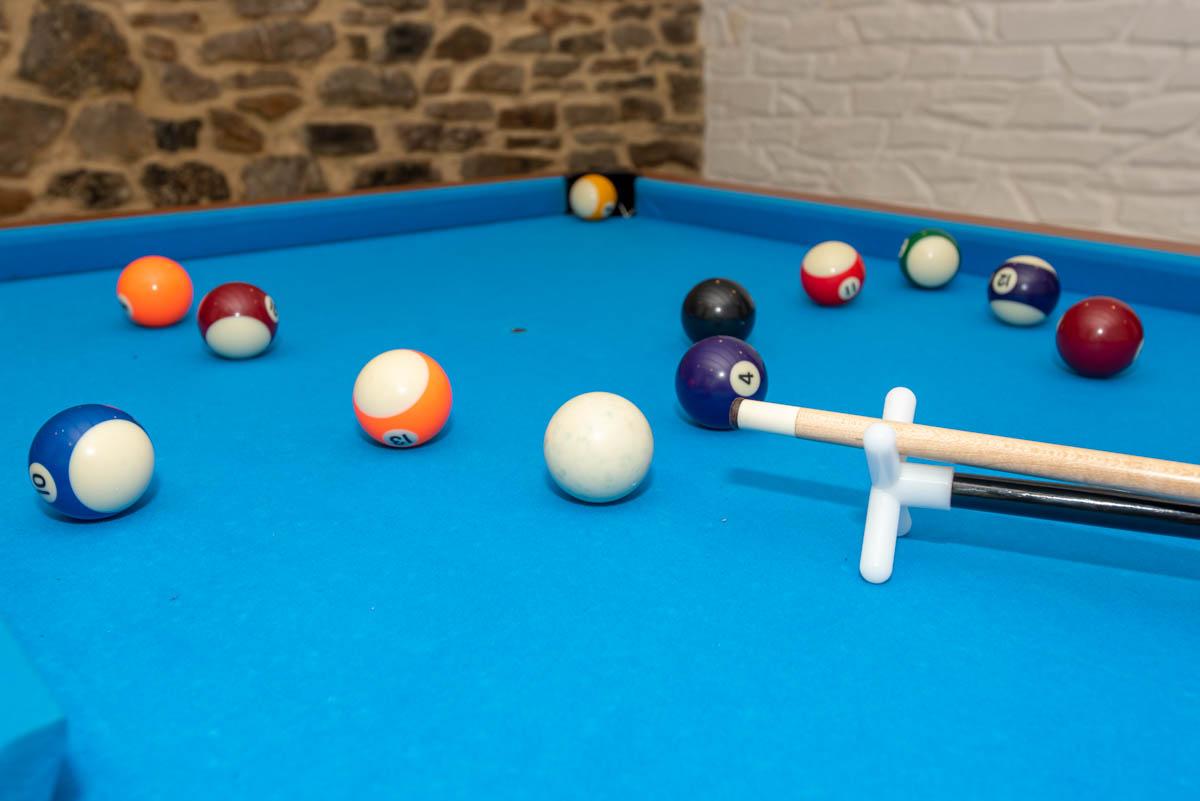 Wortha Farm Pool Table